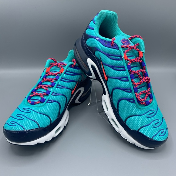 Nike Shoes Air Max Plus Discover Your Air Hyper Jade Poshmark